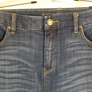 Chico's So Slimming Girlfriend Ankle Jean